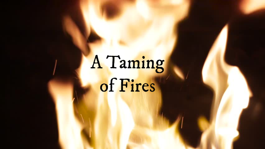 A Taming of Fires